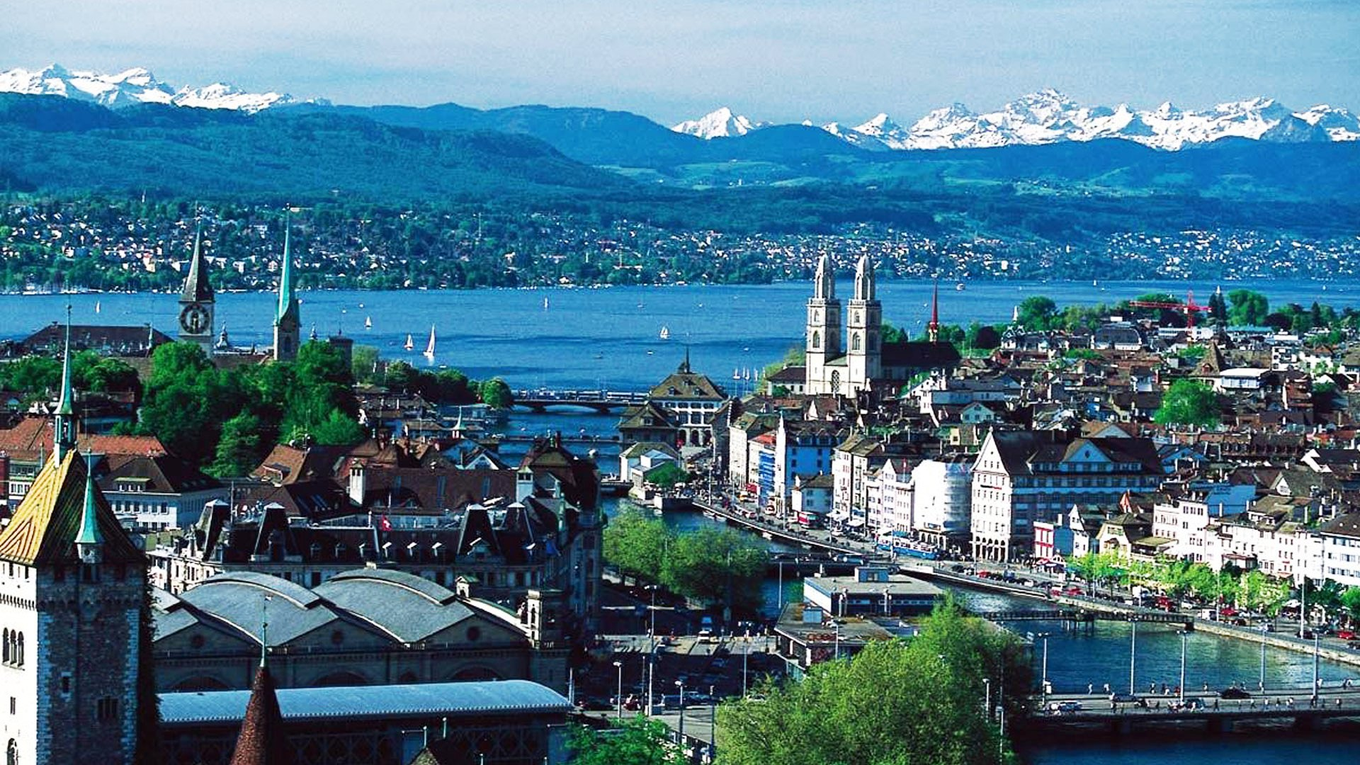 largest city in Switzerland