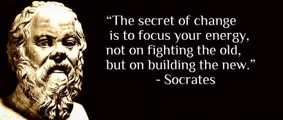 The Secret of Change by Socrates