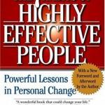 """كتاب """" العادات السبع للناس الاكثر فعالية """" .. ستيفن كوفي"""