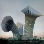 عمارات المستحيل ابتكارات  معمارية غريبة