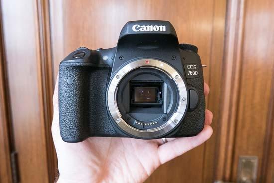 Camera Canon 760D The-new-camera-Canon