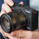 كاميرا كانون الصغيرة Camera Canon EOS M3