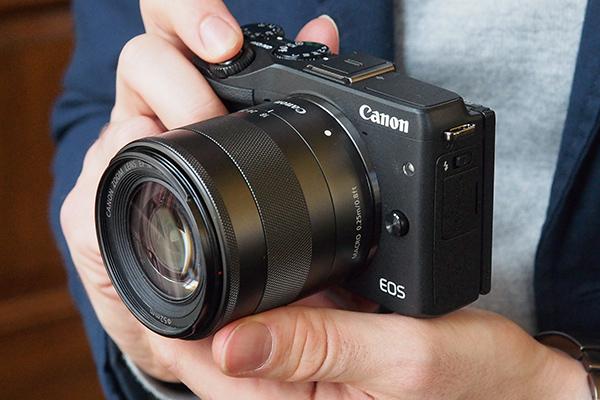 The new camera canon eos m3 for New camera 2015