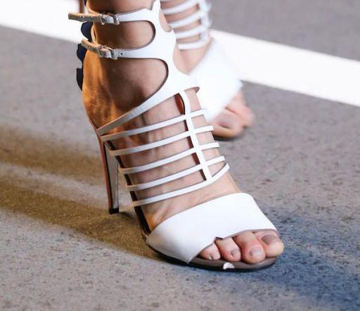 ff00bb05f احدث الأحذية النسائية في صيف 2015   المرسال