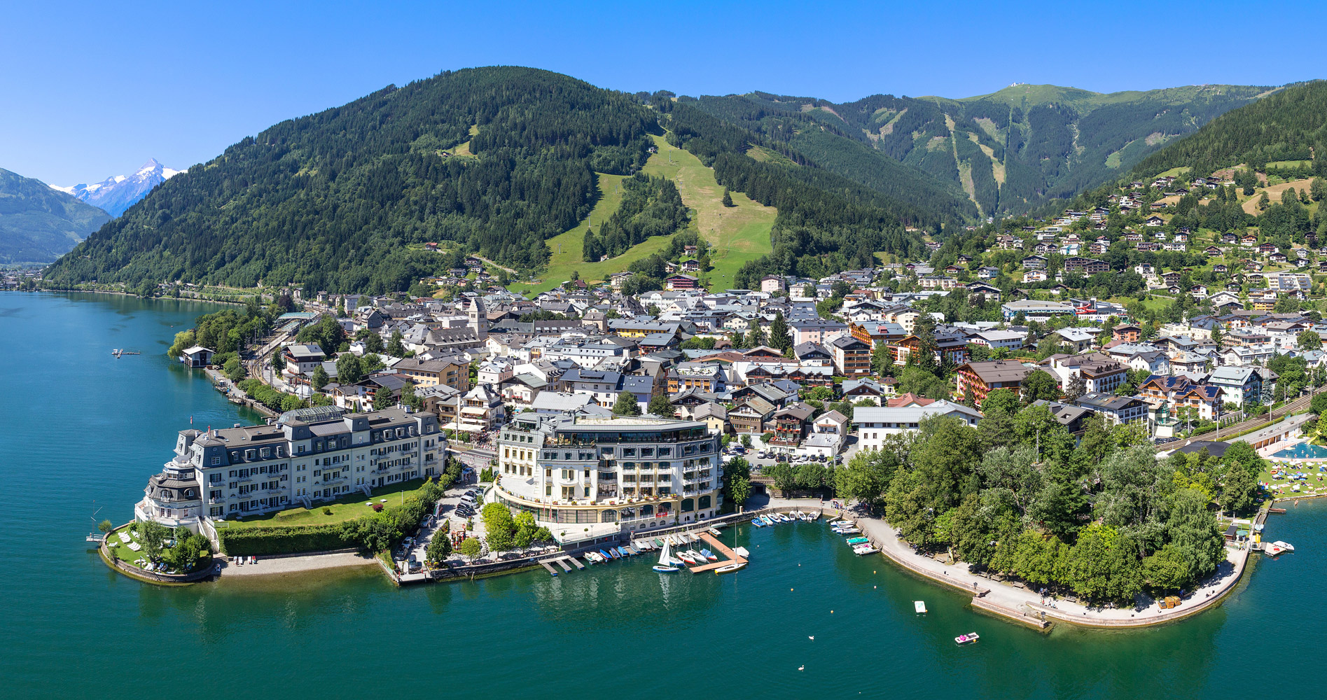 Zell am See city