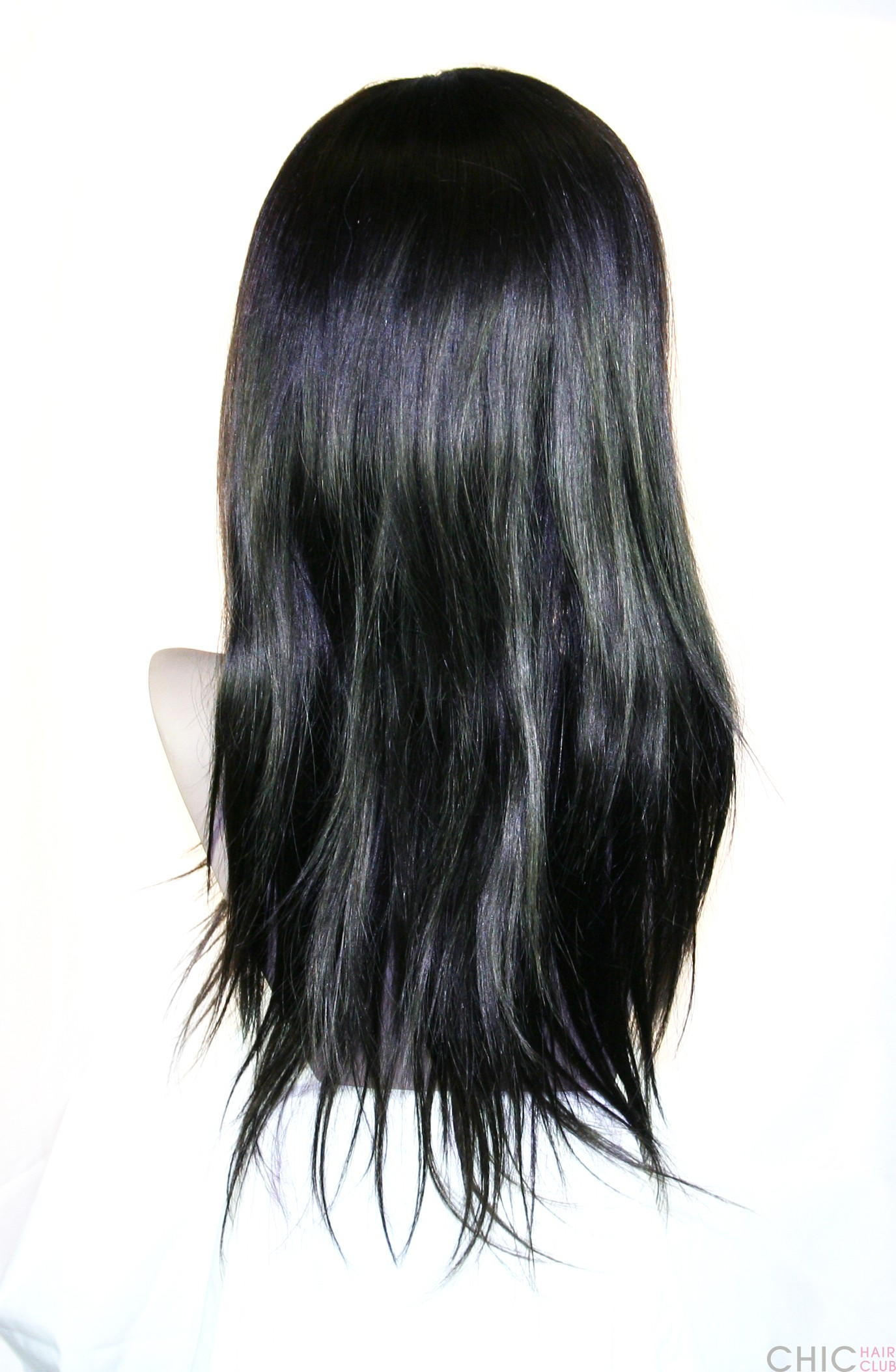 Straight Black Hair Back | www.imgkid.com - The Image Kid ...