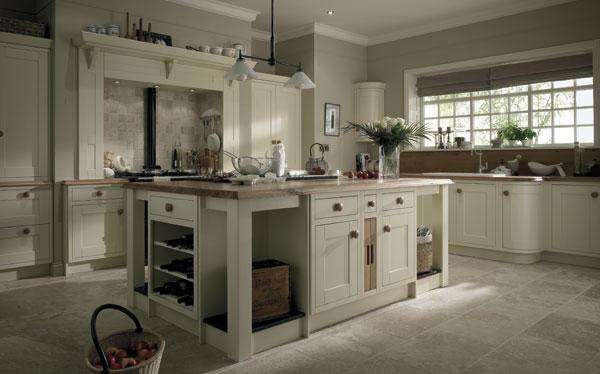 تصميم مطبخ جزيرة مميزة