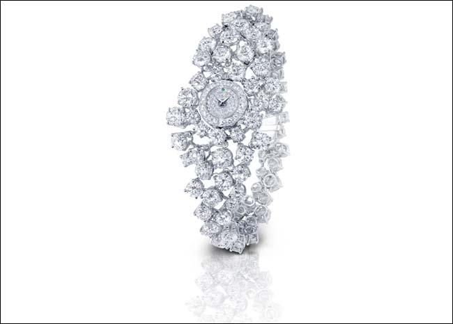 4b4beaf80cbb3 ساعة داماس المرصعة damas jewellery