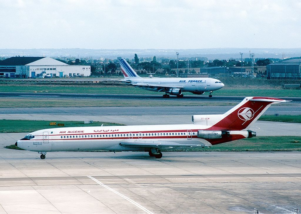 photo of Air Algerie Boeing 727-200