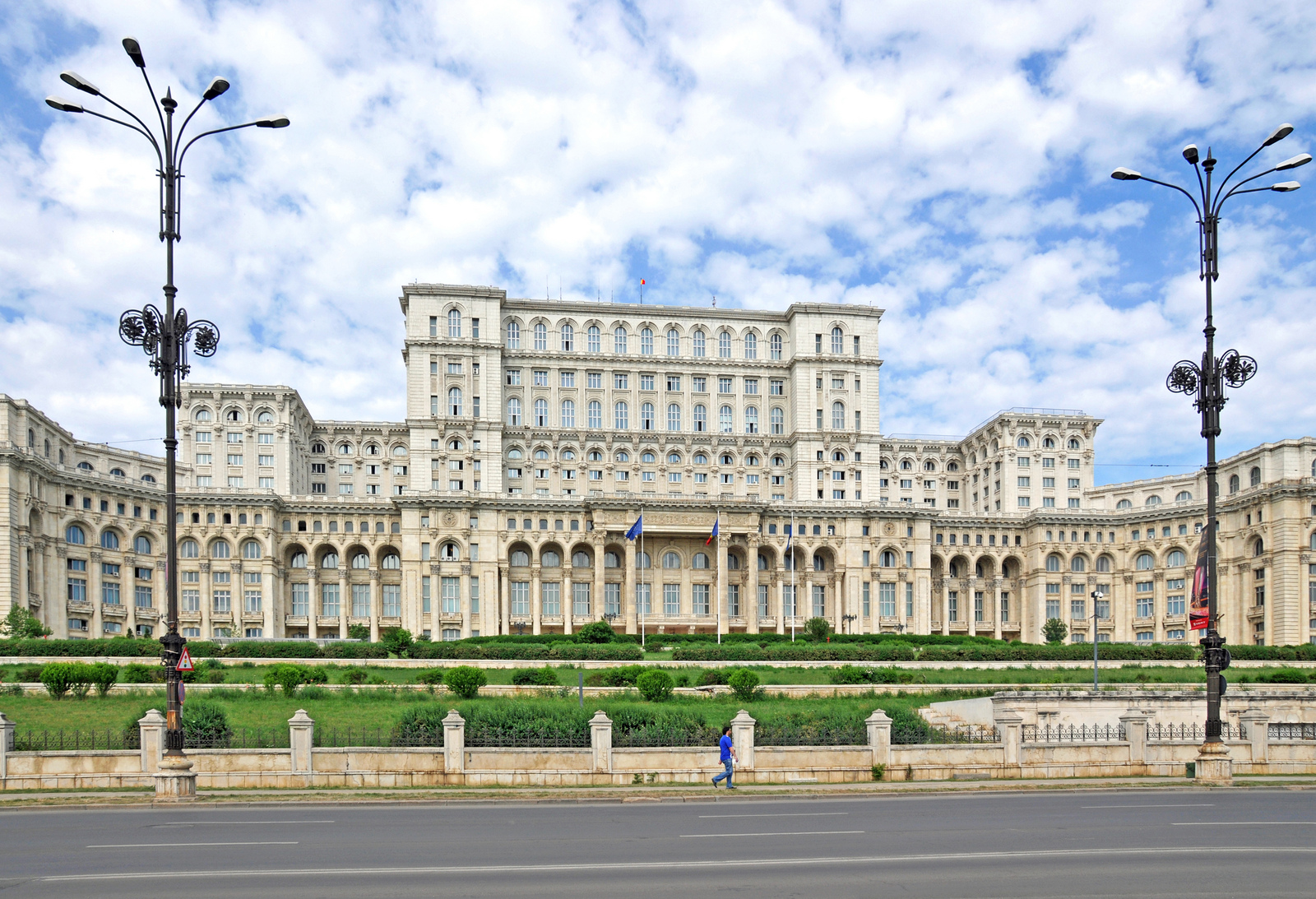 the world's largest administrative building