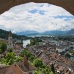 السياحة في ثون سويسرا و اهم الاماكن السياحية بها