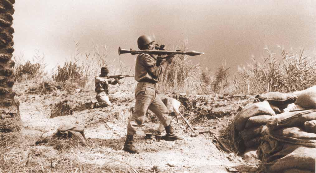 صورة من حرب الخليج الاولى
