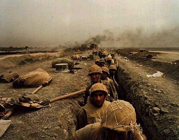 صور من حرب الخليج الاولى