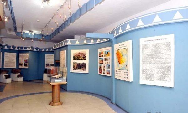 محتويات متحف الباحة بالمملكة