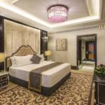 غرف نوم مميزة لكبار الزوار - 210991