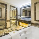 غرفة للاستحمام بفندق نارسس الرياض - 210992