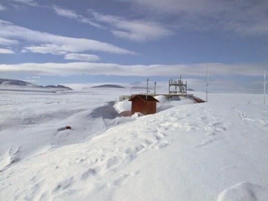 أفضل الأماكن النائية في العالم Alert-Nunavut