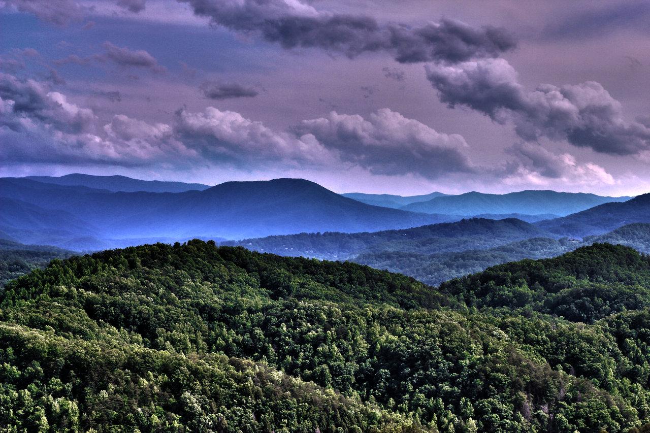 جبال الأبلاش