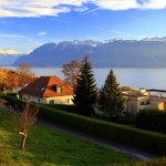 Catching up with Friends in Lausanne - 220813