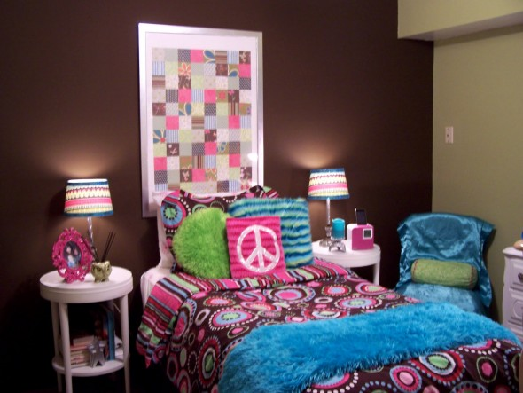 for Cool painting ideas for teenage bedrooms