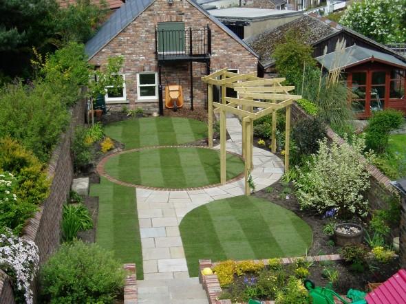 صورة صور حدائق منازل , اجمل الافكار لحدائق منزلية جميلة