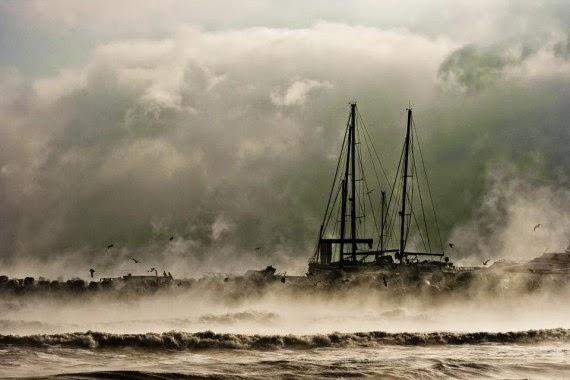 تبخر البحر الأسود
