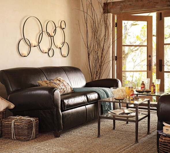 اشكال غرف معيشة بسيطة جديدة | المرسال