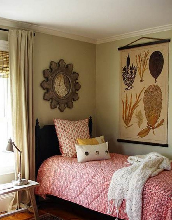 - How to decorate a small bedroom ...
