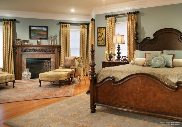 كتالوج غرف نوم خشب | المرسال