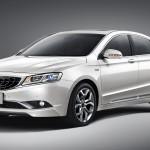 السيارة الصينية الجديدة Geely GC9