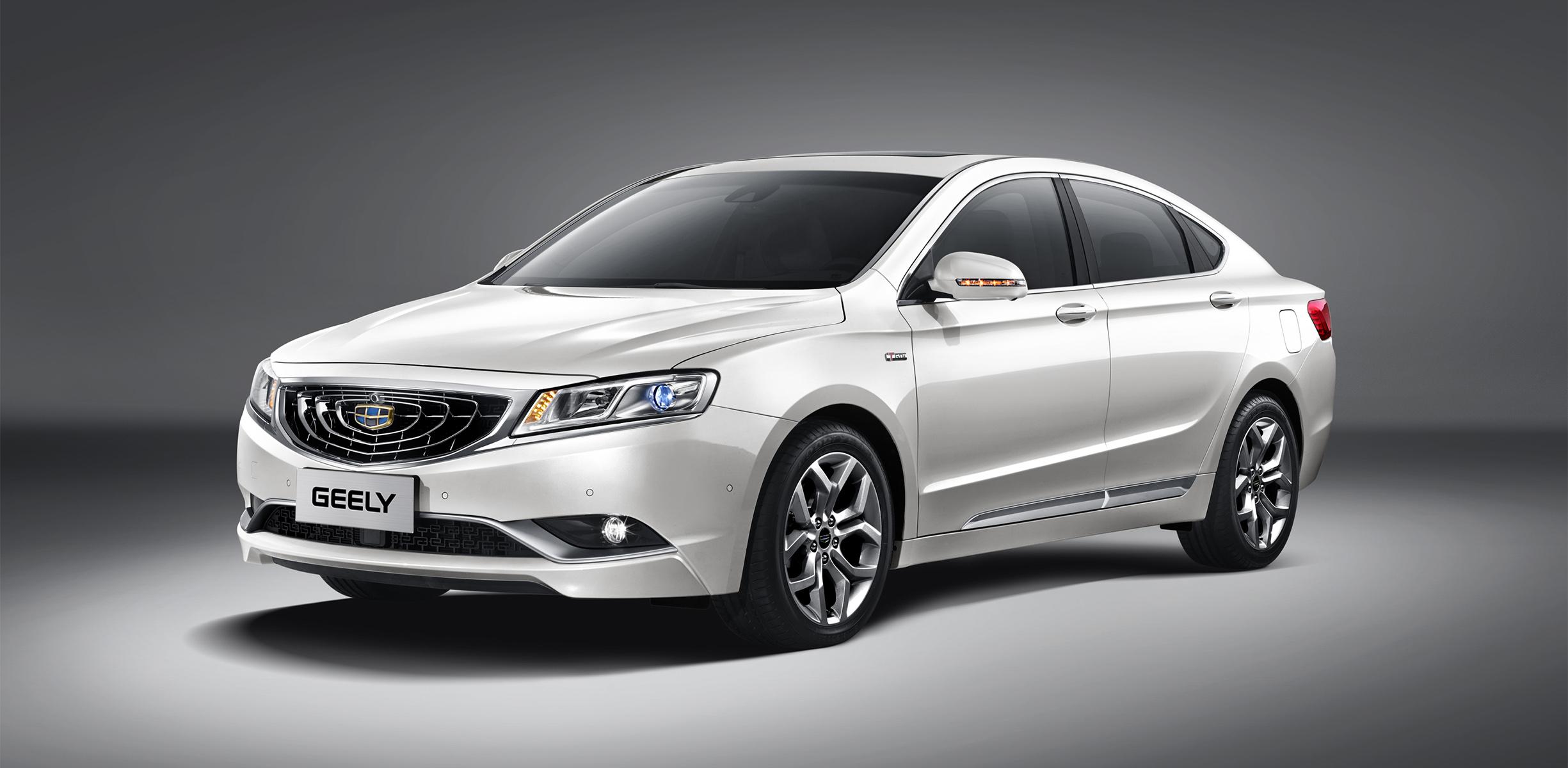 السيارة الصينية الجديدة Geely GC9 | المرسال