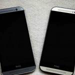 مقارنة بين HTC One M9 و HTC One M8