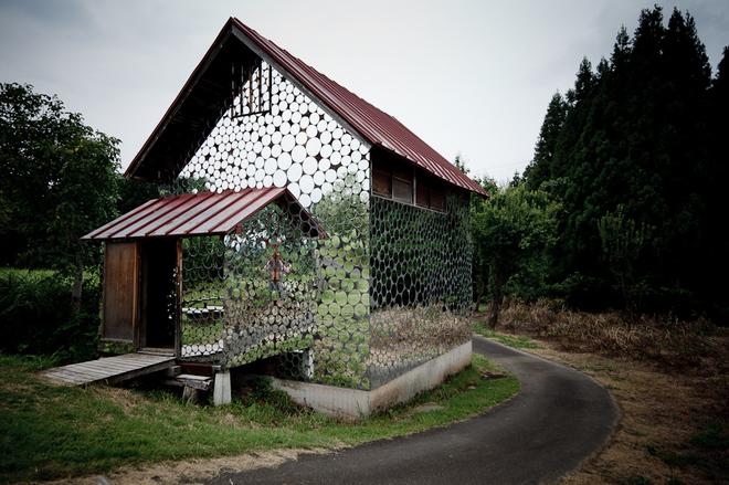 House of Round Mirrors by Harumi Yukutake