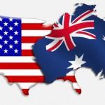ما هو الفرق بين امريكا واستراليا ؟