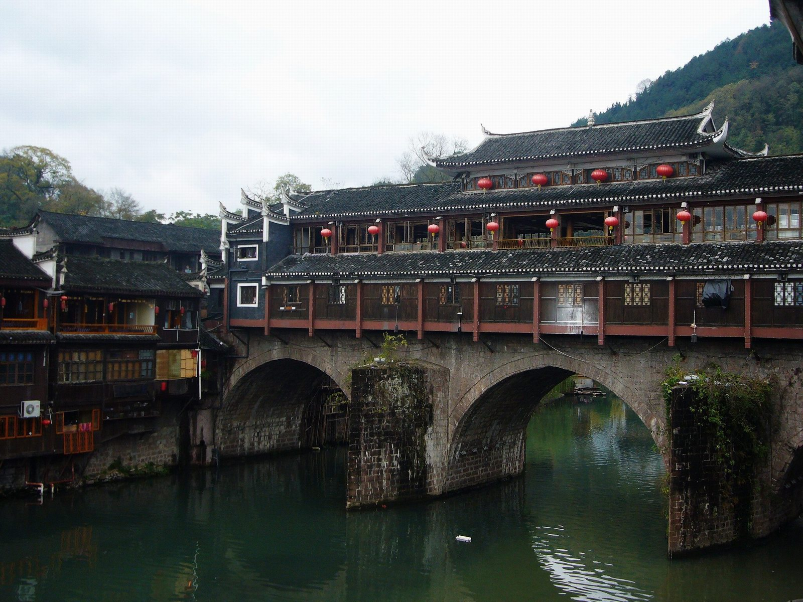 Hunan Fenghuang Ancient