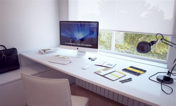 طاولات كمبيوتر حديثة