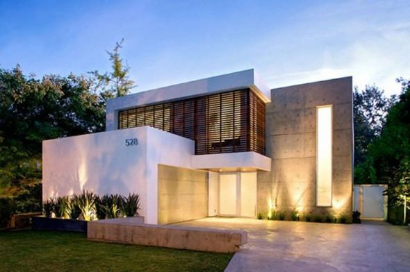 ديكورات غاية في الجمال منازل خارجية