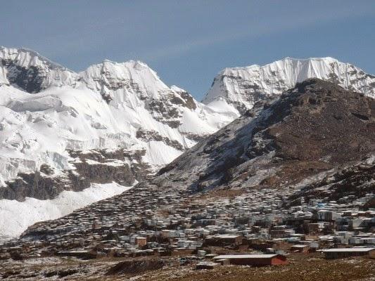 أفضل الأماكن النائية في العالم La-Rinconada