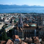 Lausanne, Switzerland Geography - 220824