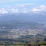 Lausanne is a city in Romandy, the French-speaking part of Switzerland - 220821