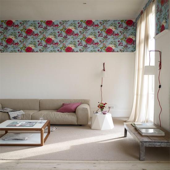 for Wallpaper for living room 2015
