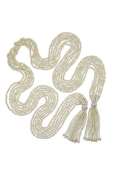 اكسسوارات ذهبية مرصعة بالأحجار الكريمة Long-necklace-from-K