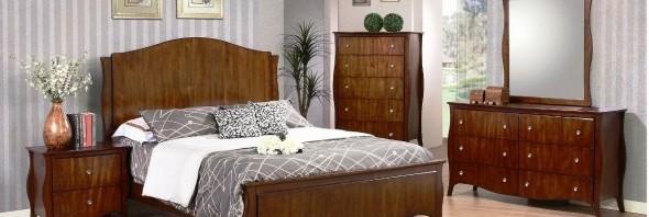 كتالوج غرف نوم خشب المرسال
