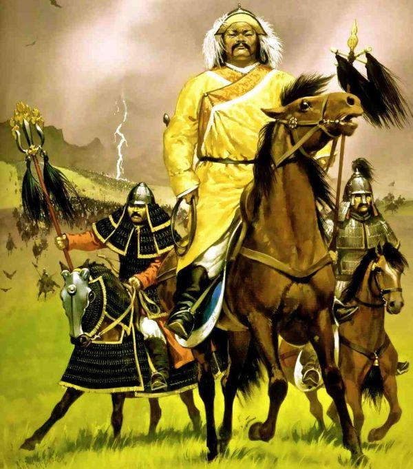 أشياء لا تعرفها عن المغول Mongol-officers-were-accountable-for-their-troops%E2%80%99-preparedness