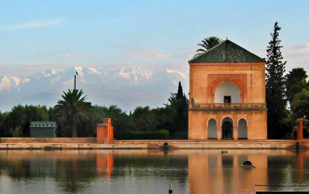 مراكش، المغرب.