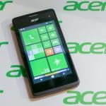 جوال ايسر الجديد بنظام ويندوز فون Liquid M220