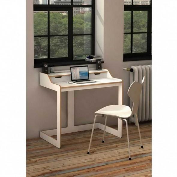 تصاميم و افكار طاولات كمبيوتر المرسال