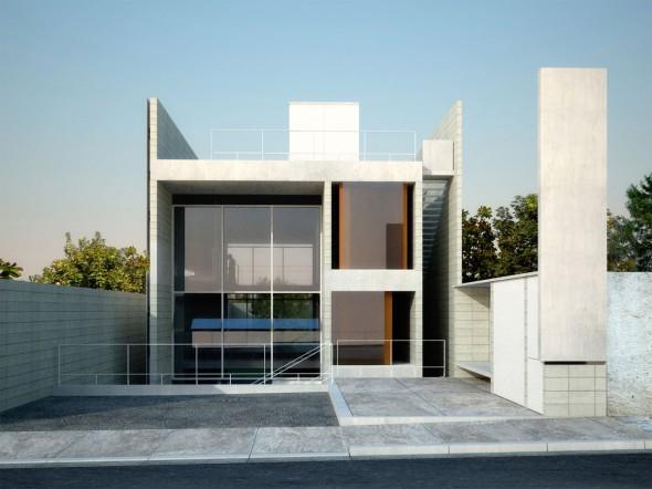تشكيل منازل مبهرة اروع واجهات