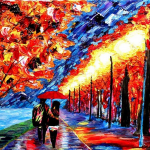 """لوحات رائعة من رسام أعمى """" جون برامبيلت """""""