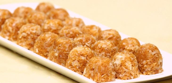 تقديم احلى حلوى شعيريه باكستانيه